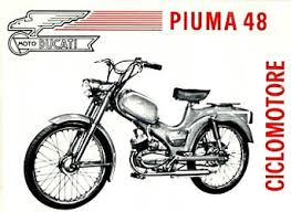 Ducati Piuma 49