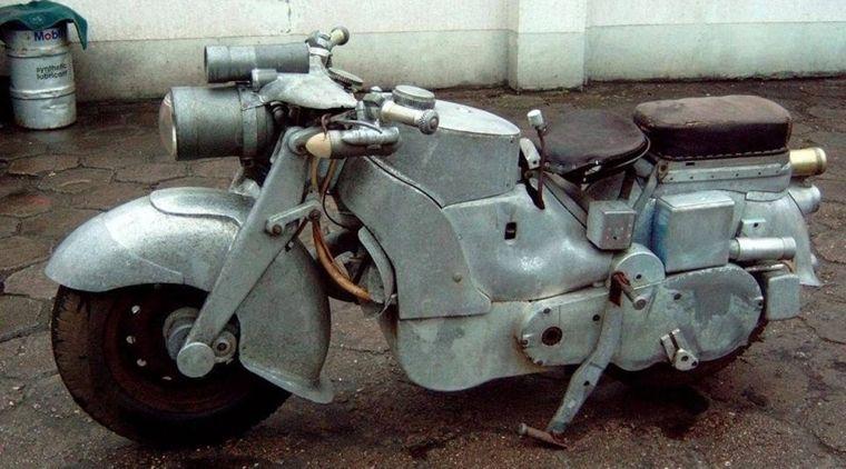 Las motos más feas de la historia