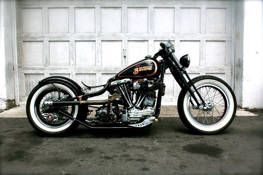 Bobber Cafe Racer Harley Davidson Hd Wallpaper 1080p: ¿Qué Tipos De Motos Modificadas Existen?
