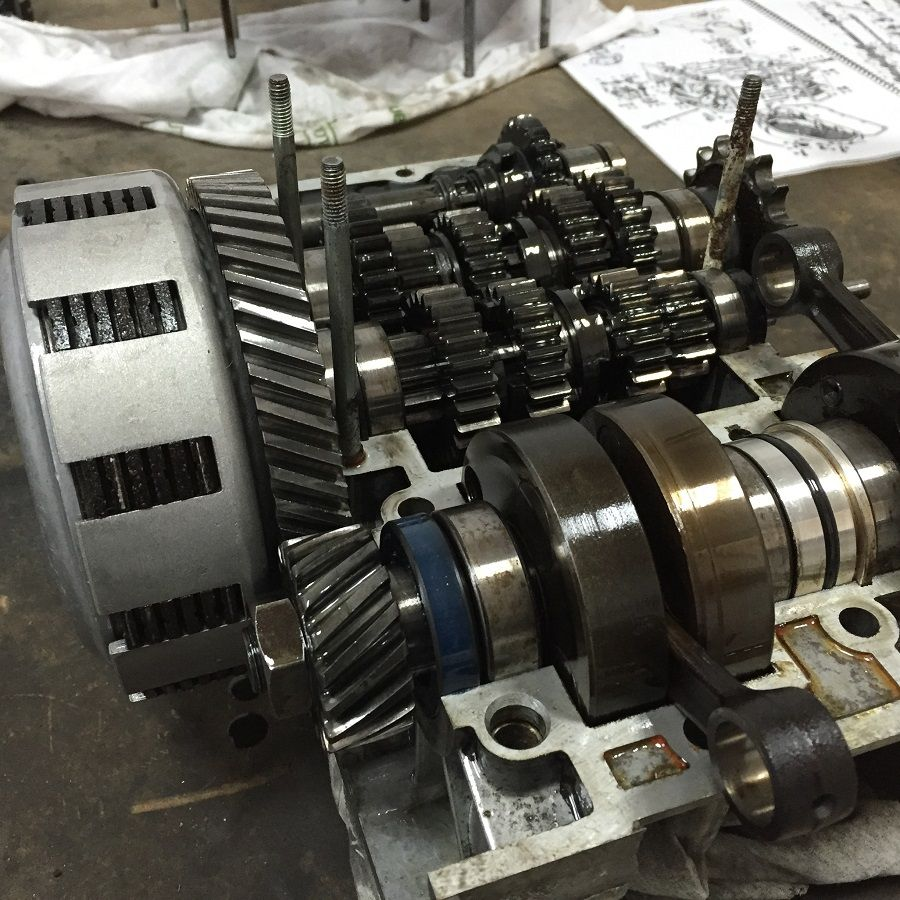 Motor Benelli 250