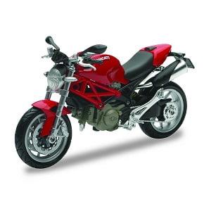 Miniatura moto Ducati Monster