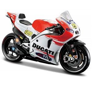 Miniatura moto Ducati Motogp 2015 Iannone