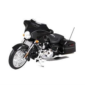 Miniatura moto Harley-Dori Glide
