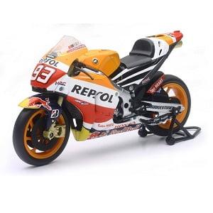 Miniatura moto Honda GP Marquez