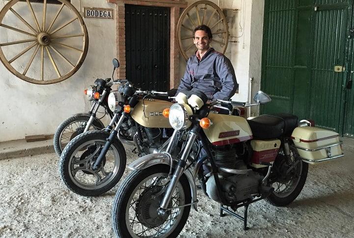 Rafa de Donkey Motorbikes