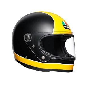 agv-x3000-super-agv negro amarillo