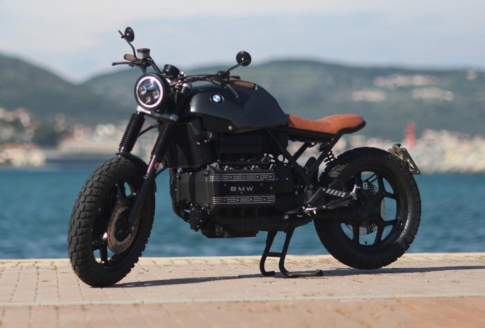 Hacer una moto bobber