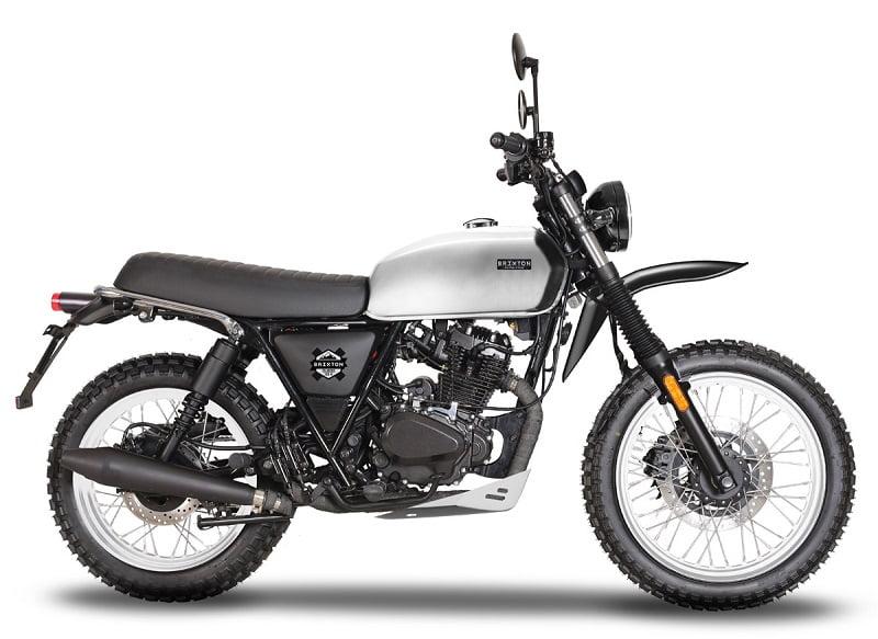 Felsberg 125 XC. moto scrambler de 125 cc