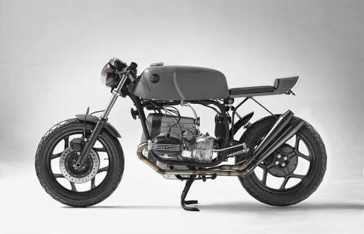 BMW R65 Cafe Racer Fuel Motorcycle