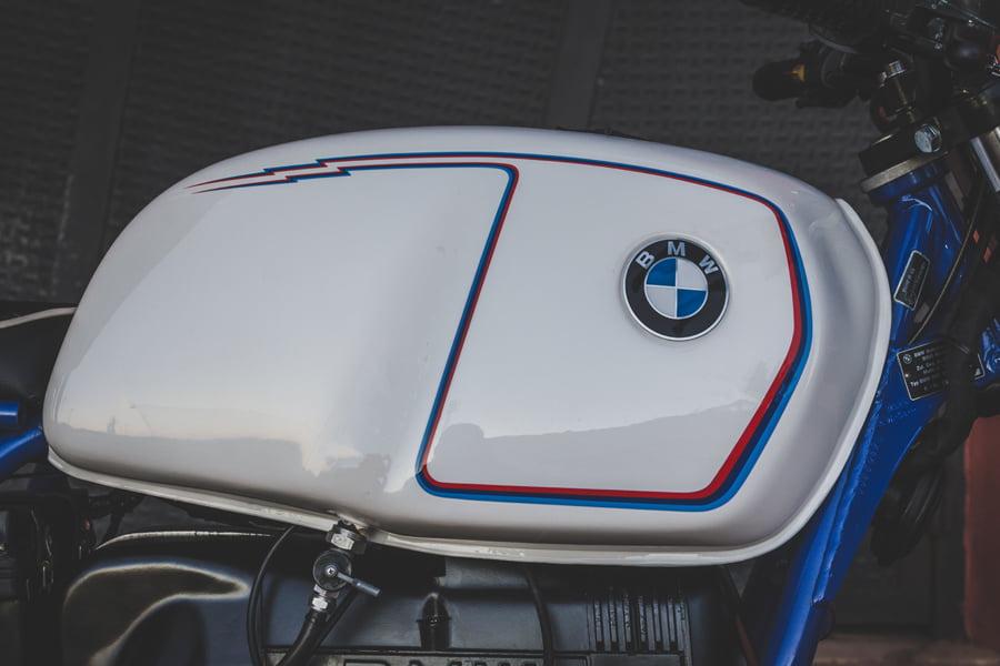 Depósito para BMW R45 Cafe Racer
