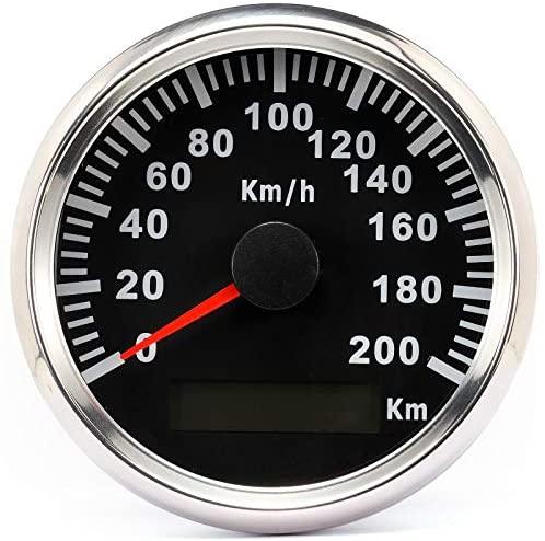 velocímetro BMW K100 cafe Racer