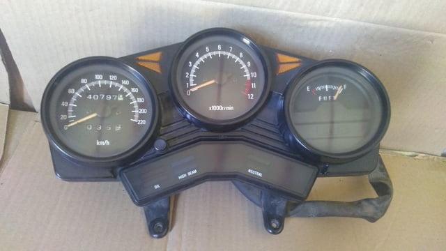 Cuadro Yamaha XJ600 1984