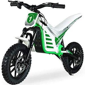 Moto trial eléctrica niño