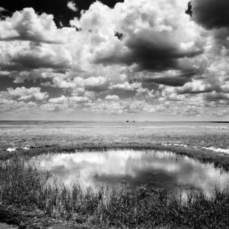 Cloud Reflections Kiowa National Grassland, NM