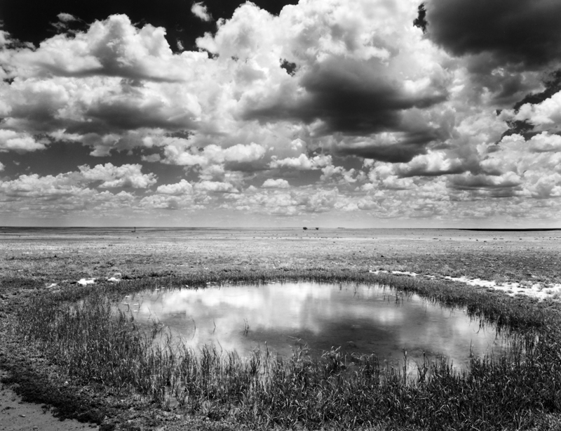 Cloud Reflections Kiowa National Grassland, NM