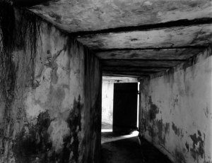 2003144 Doorway, Fort Stevens, OR 2003