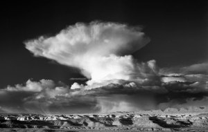 2005025 Storm Cloud Over Comb Ridge, UT 2005