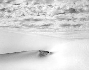 2007110 Umqua Dunes & Clouds