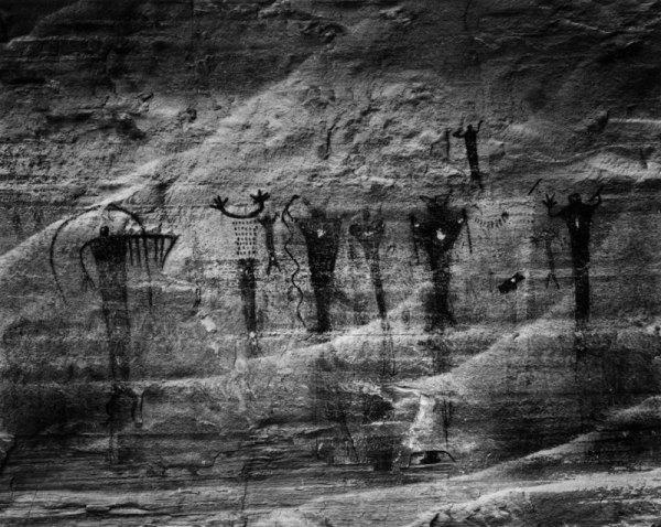2011038 Anasazi Rock Art, UT 2011