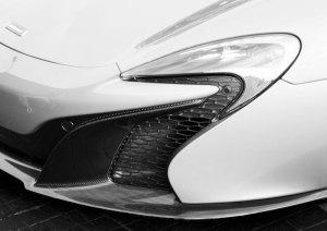 20141434D McLaren Grill Detail, 2014