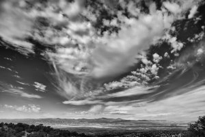 20161501D Clouds Over the Jemez No.2, NM 2016