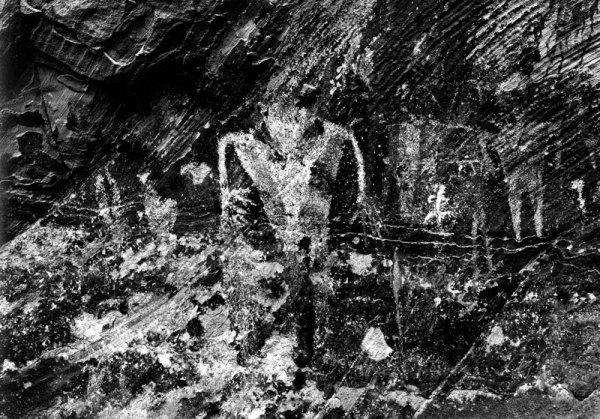 61074 Anasazi Rock Art, UT 2001