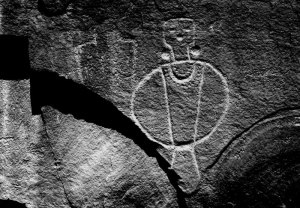 63035 Fremont Rock Art, UT 2003