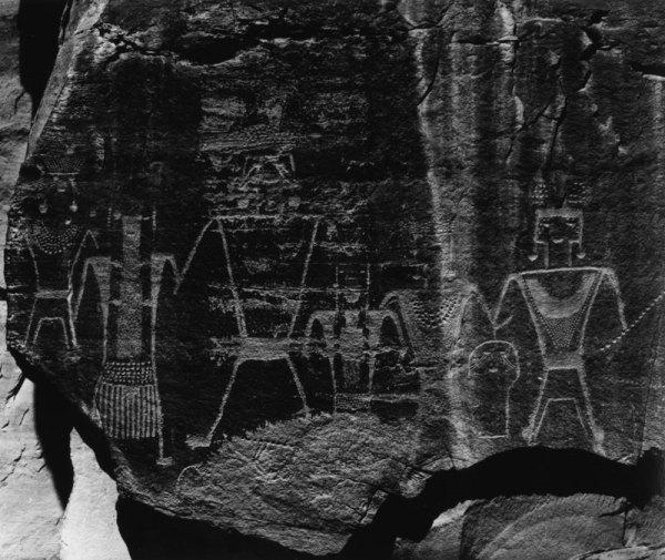 63038 Fremont Rock Art, UT 2003