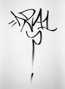 70081 Night Calligraphy, NM 2010