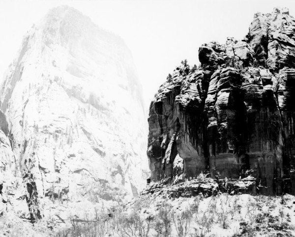88110 Great White Throne, UT 1988_
