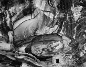 92057 Anasazi Ruin, Utah 1992