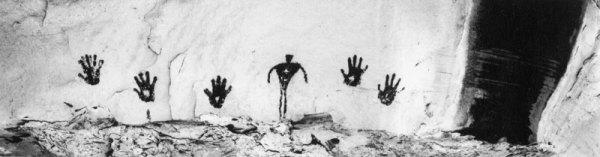 92136 Anasazi Rock Art, UT 1992