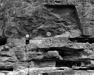 98022 Anasazi Ruin, UT 1998