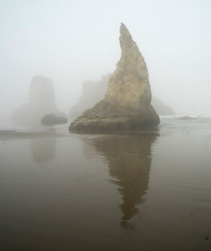 20171289DC Foggy Day, Bandon Beach, OR 2017