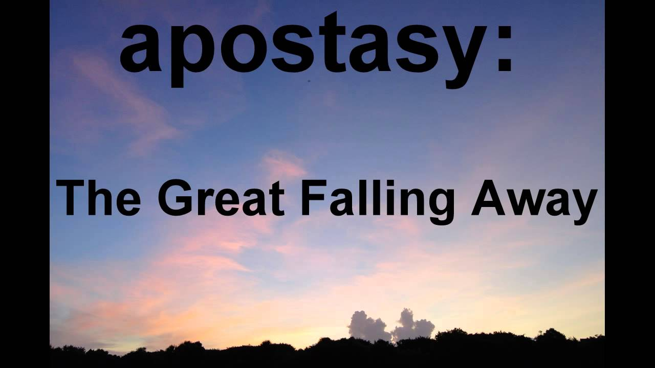 Image result for great apostasy