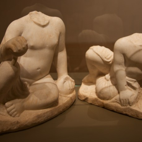 Infant statuary Dedicated to Eshmuna National Museum of Beirut Don Michael Hudson, PhD Beirut, Lebanon