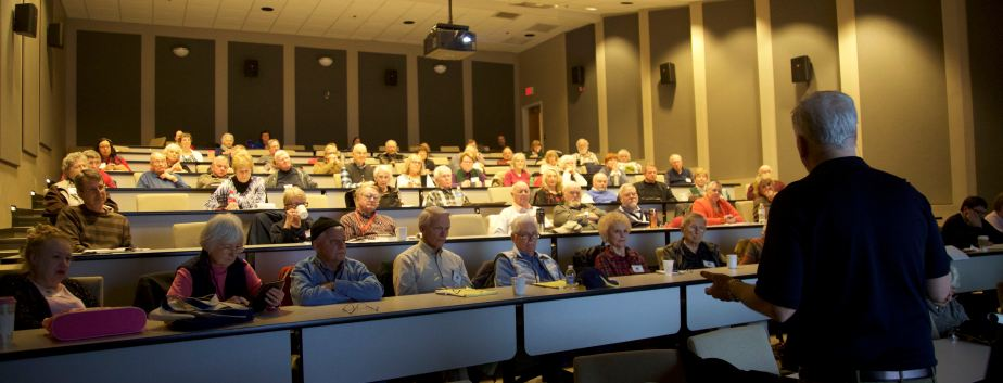 Introducing Islam: College for Older Adults