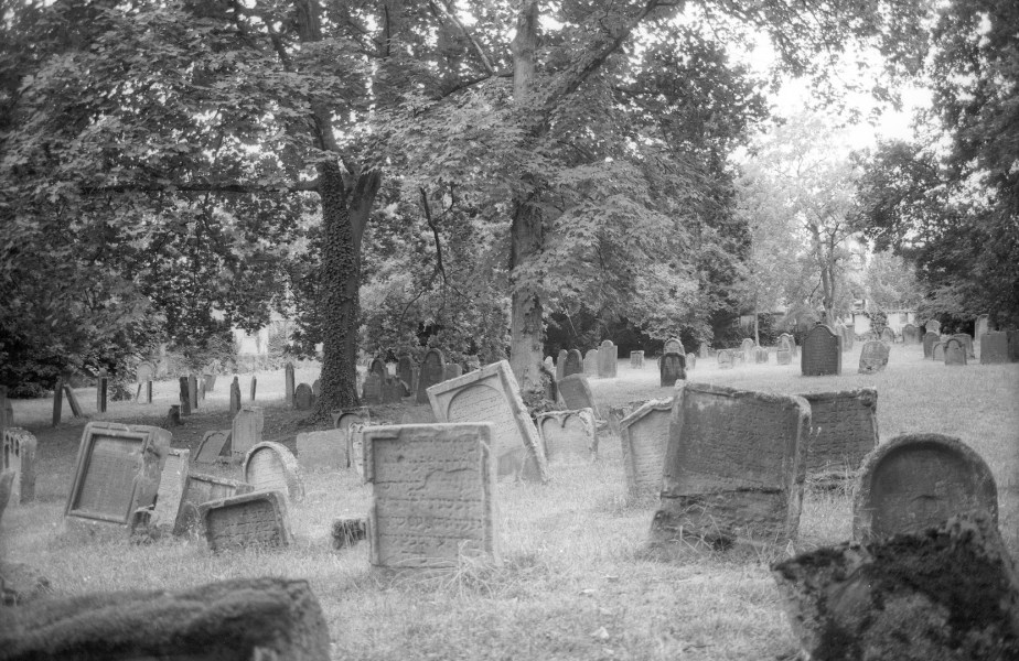 Jewish Cemetery, Worms, Germany