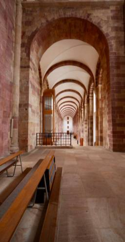 Dom, Synagogue, Church Speyer, Germany Don Michael Hudson, PhD