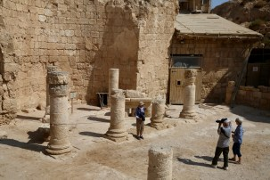 Herodian, Herod's Tomb, West Bank Hudson Israel Palestine Tours Don Michael Hudson, PhD