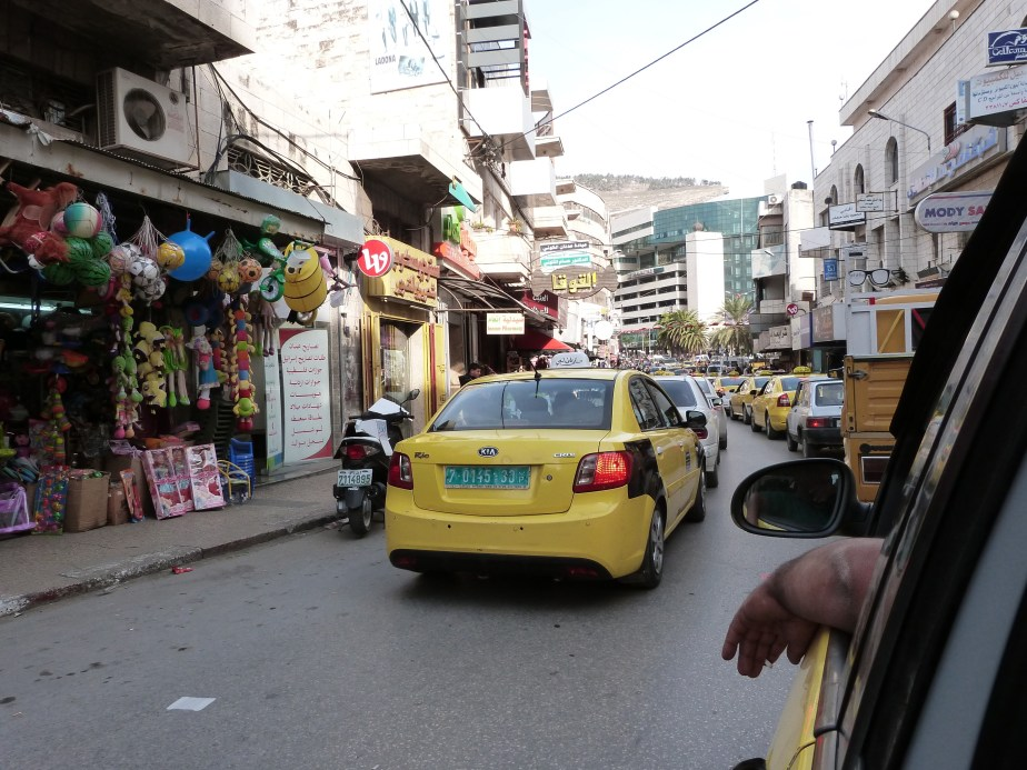 Into the Heart of Nablus