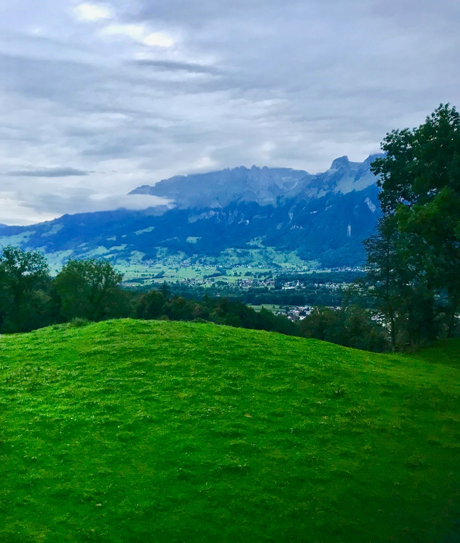 Liechtenstein and Innsbruck, Summer 2019