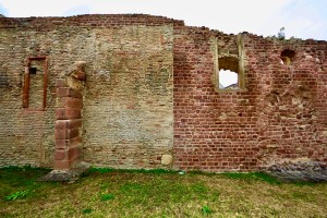 Ancient Synagogue Wall, Speyer, Germany