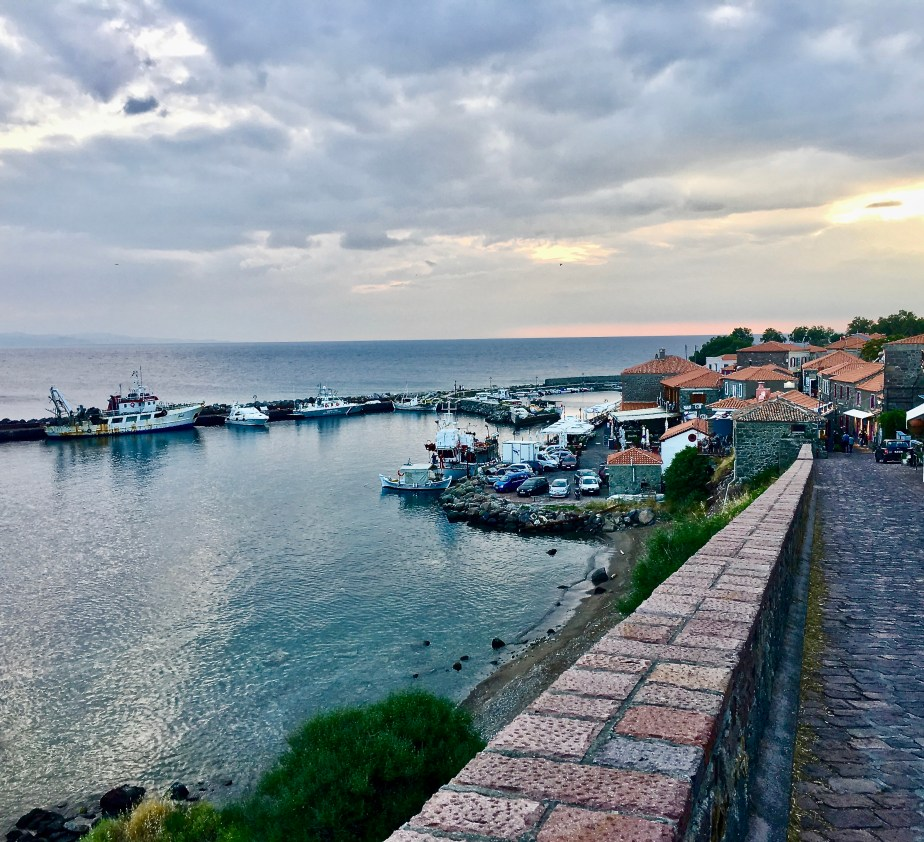 Molyvos, Greece