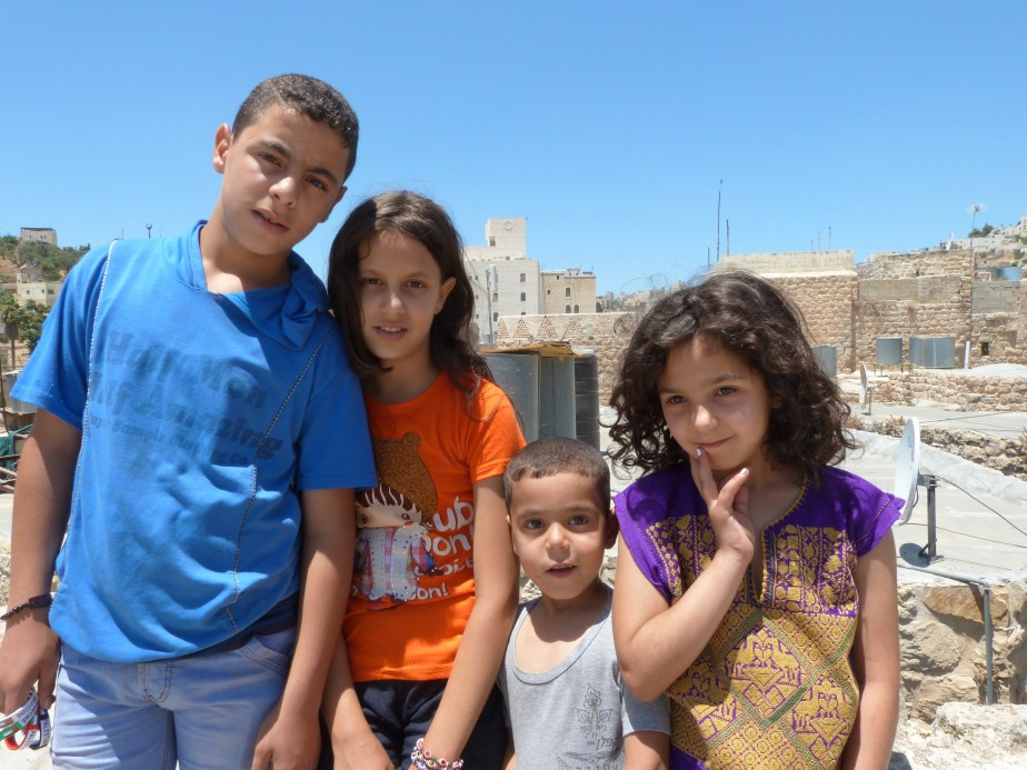 Faces of Palestine: Hebron