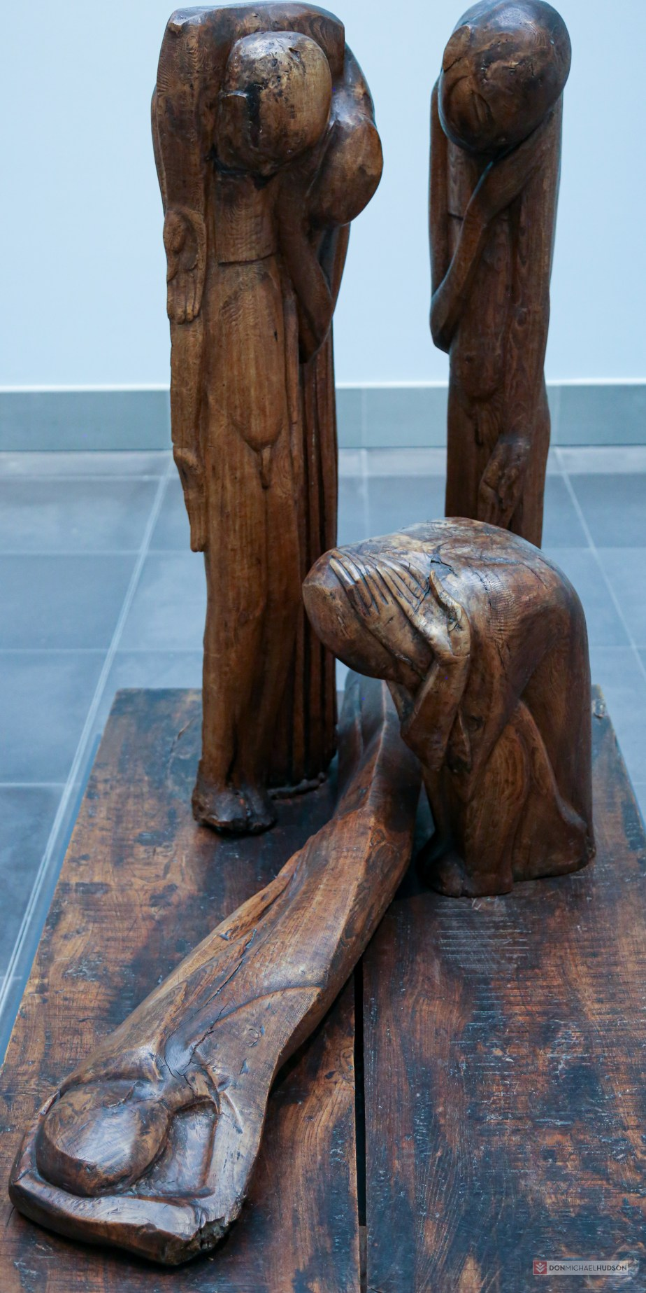 The Misery of Job by Ossip Zadkine
