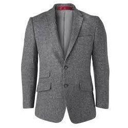 Grey Corporate Blazer