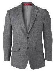 Grey Corporate Blazer