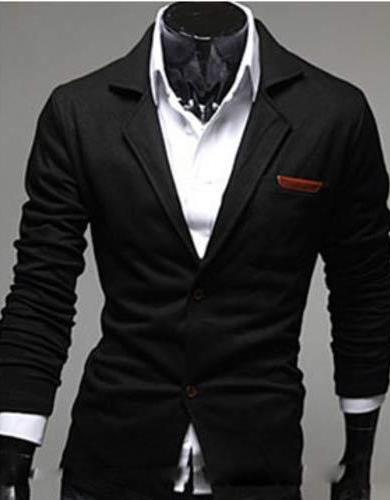 Smart black blazer