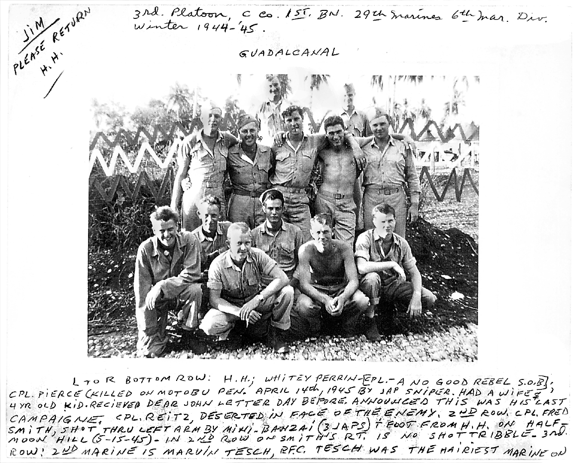 29th Infantry Division Roster Wwii